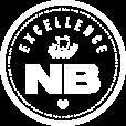 Excellence NB Association Inc. – Pour l'amour du Nouveau-Brunswick Logo